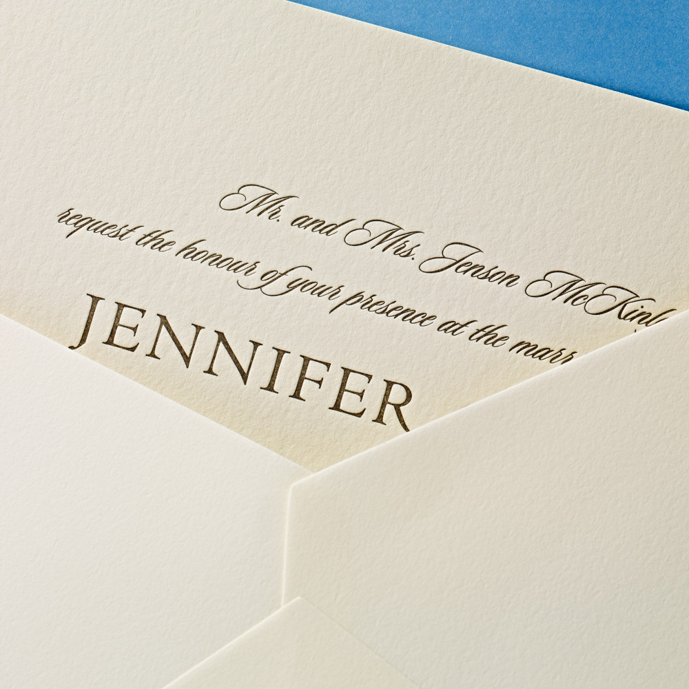 Waverly General Store Wedding Invitations
