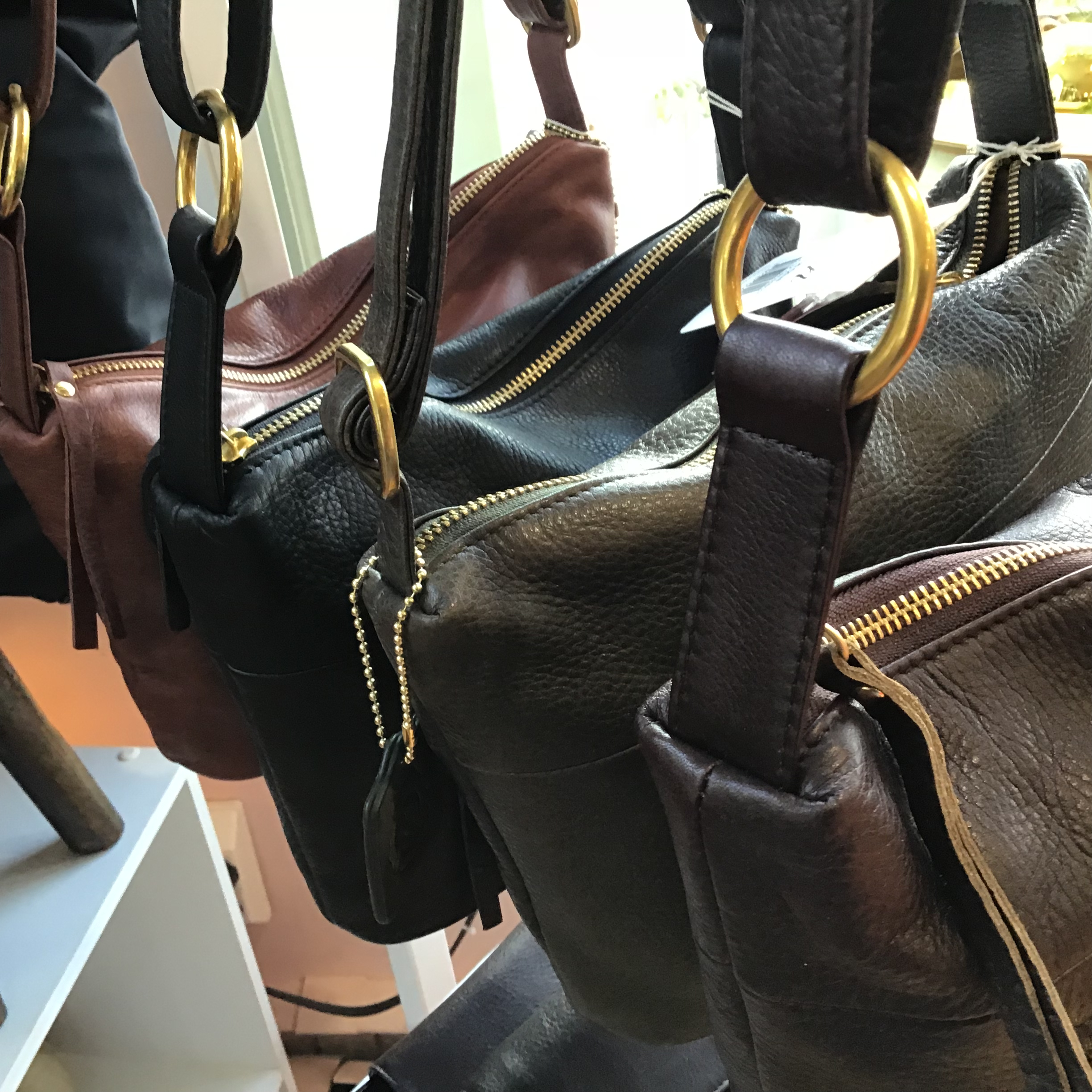 Soft and Luxurious Leather Handbags
