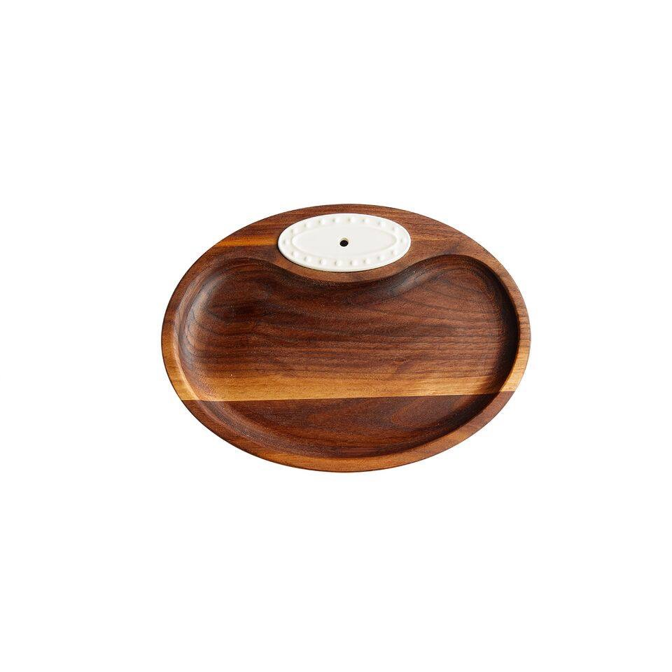 Wooden Serving Pieces