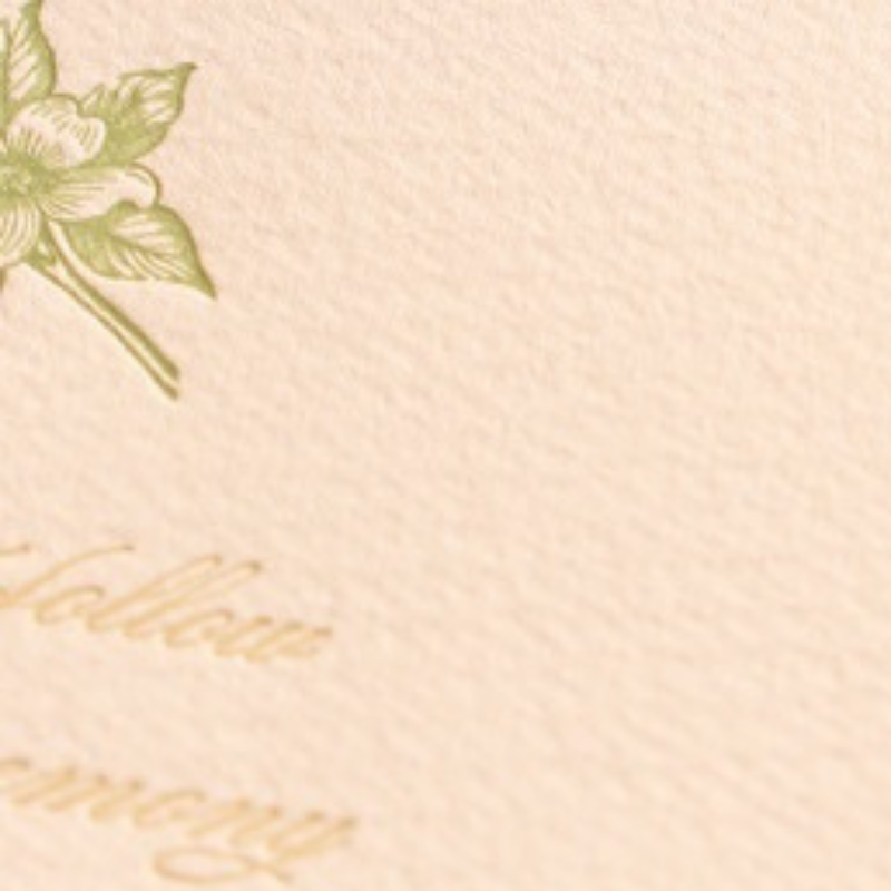 wedding invitations Waverly General Store